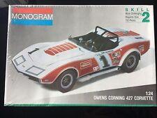 1/24 Monogram 1968 Owens Corning 427 Corvette
