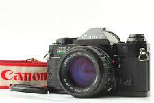 *Mint* Canon AE1 Program 35mm SLR Film camera w/ New FD50mm f1.4 Lens JAPAN