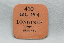 Nos Longines parte no 410 para piñón de remontuar de calibre 19.4