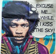 Jimi Hendrix Kissenbezug