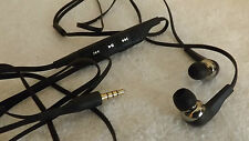 Nokia WH-205 Stereo In-Ear Headphone with Mic Black