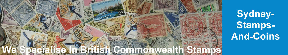 SAVE : Sydney Stamps And Coins