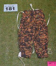 1/6 Scale WW II German Camo Pantalon pour dragon en DREAMS ne BBI figures 181