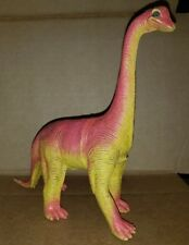 Vintage Plastic Dinosaur Brachiosaurus Kitsch Wildly Scientifically Inaccurate!