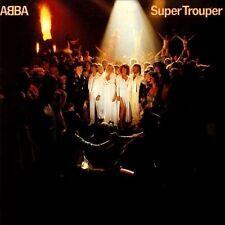 Super Trouper by ABBA (CD, 1980, Polar Records)