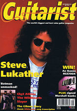 STEVE LUKATHER / CHET ATKINS / WILDHEARTS / SLAYER	Guitarist	 	 	September	1994