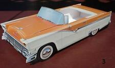 12 ~ ASSORTED Classic Cardboard FORD Cars Party Planner Kids Food Box Tray Favor