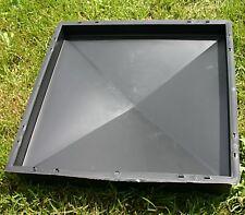 Pfeilerabdeckung 373  - Schalungsform  39 cm x 39 cm