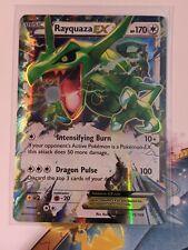 Rayquaza EX   NM   XY Roaring Skies 75/108   Ultra Rare   Pokemon