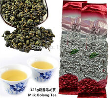 125g Milk Oolong Tea Tiguanyin Green Tea Taiwan Jin xuan Milk Oolong Milk Tea