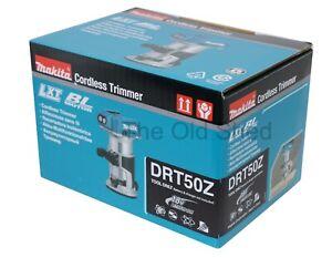 Makita DRT50Z 18V Li-ion Cordless Brushless Laminate Trimmer Router - AUS model
