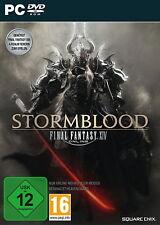 Final Fantasy XIV Online: Stormblood (PC, 2017)