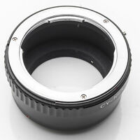 CY-NEX Lens Mount Adapter Objektivadapter - Contax / Yashica an Sony NEX