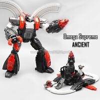 NEW MFT MF34 Omega Supreme Lost Planet Huge Dragon G1 Transformers Pocket Figure