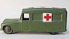 1950's Dinky military #30hm DAIMLER AMBULANCE Army diecast excellent plus