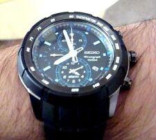 Seiko Chronograph 100m Alarm Men's Watch SNAD87P1