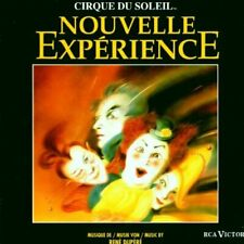 Cirque Du Soleil - Nouvelle Experience CD ** Free Shipping**