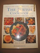 Jewish Cookbook : 70 Recipes Celebrating an Historic Cuisine by Judy Jackson...