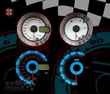 Alfa Romeo 156 interior speedo clock dashboard bulb lighting upgrade dial kit