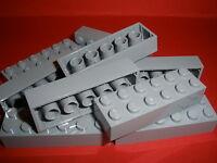 ++  LEGO  STAR WARS  10  hellgraue  Bausteine  2 x 6  Noppen  NEUWARE  ++