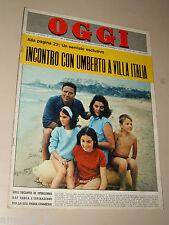 OGGI=1964/32=ELEONORA RAF VALLONE=ANITA PENSOTTI=CARLO CORSI=CLAUDIO GORIA=
