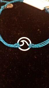 Pura VIDA ENAMEL White Wave Bracelet
