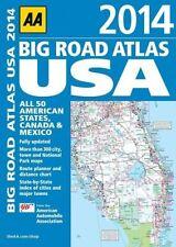 Livres de cartes et atlas anglais