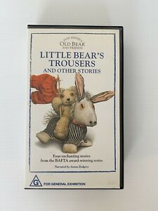 Little Bears Trousers and Other Stories Video VHS PAL