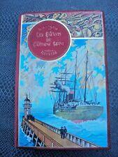 livre Jules Verne les enfants du capitaine Grant 1975