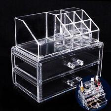 1pc Acrylic Cosmetic Organizer Drawer Makeup Case Storage Insert Holder Box