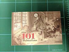 Burton 101 Dalmatians Mondo Movie Poster Oh My Disney Art Mini Print Showcard