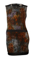RACHEL Rachel Roy Women's Block-Print Sheath Dress