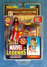 SPIDER-WOMAN MARVEL LEGENDS COMICS 6 INCH FIGURE MODOK SERIES 2006 TOYBIZ