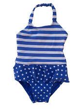Striped Baby Girls' Swimwear