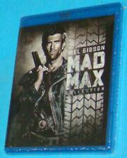 Mad Max - Trilogia (3 Blu-ray) Warner Home Video