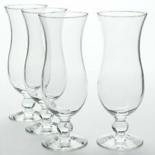 Libbey 14.5-Ounce Hurricane Glass, Clear, 4-Piece set