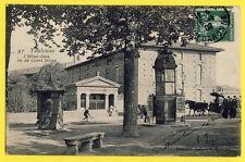 cpa Ecrite en 1908 TOULOUSE (Haute Garonne) L'HÔTEL DIEU vu du COURS DILLON