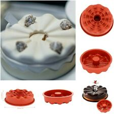 Hollow Flower Shaped Armonia Silicone Cake Mold Baking Mousse Pan 1000ML Sale