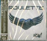 ROULETTE-NOW!-IMPORT CD WITH JAPAN OBI E83