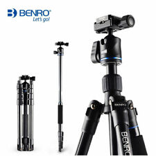 BENRO IT15 With Ball Head Portable Reflexed Removerble Traveling Tripod Monopod