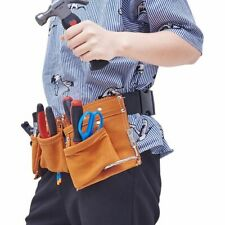 Tool Belt Bag Pouch Electrician Carpenter Pocket Waist Holder Garden Tool Holder