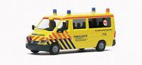 Herpa H0 045421 Mercedes-Benz Sprinter RTW Ambulance s´Hertogenbosch