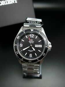 Orient Mako II 2 Automatic SAA02001B3 200M Made In Japan Men's Watch