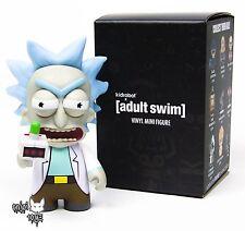 Angry Rick - Kidrobot Adult Swim Mini Series - Open Blind Box Figure