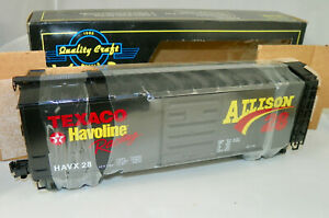 NEW Weaver Ultra Line Box Car NASCAR Allison #28 - Still in Original Wrapping