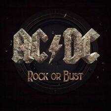 AC/DC - ROCK OR BUST - PORTADA HOLOGRAMA [CD]