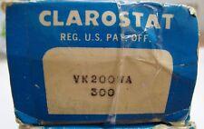 CLAROSTAT VK-200-WA-300 - Res Wirewound 300 Ohm 10% 225W