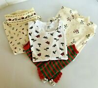 Lot of 3 LS Winter Pullover Shirts size XL Gifts Snowmen Cardinals PLUS