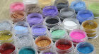 24 Loose GLITTER Eyeshadow Eye shadow Face Body Painting Paint Craft Nail Art