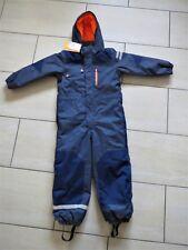H&M Schneeanzug Gr 122 ( 128 ) neu Overall Anzug blau Jungen Ski Schnee